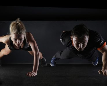 push ups prevent heart disease