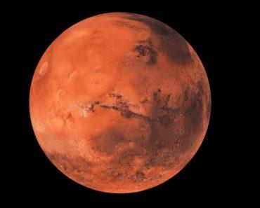 Mars Ancient Life